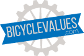 Bicyclevalues.com Logo